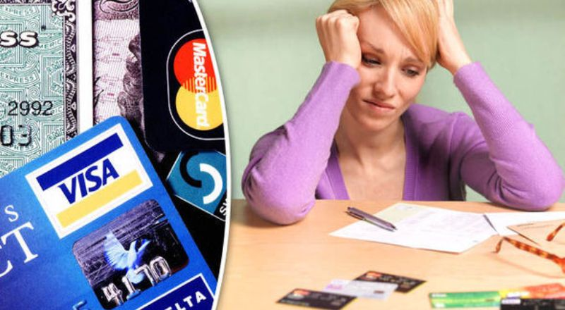 Credit Card Debt - Pay Until It Hurts