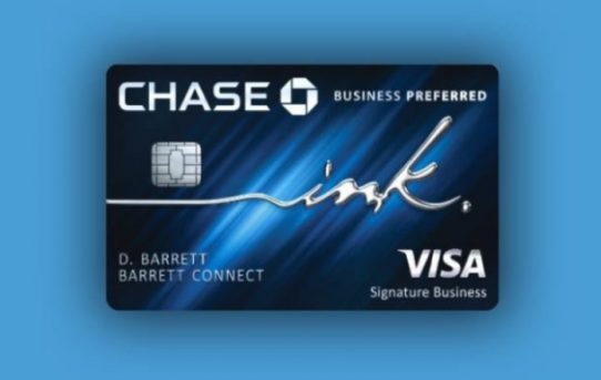 Chase Has Excellent Business Credit Cards