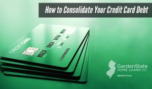 Consolidating Your Credit Card Debt